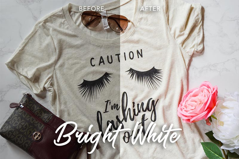 Lightroom Mobile Preset - Bright White Bundle