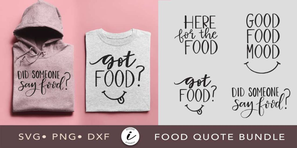 free food quote svg, free svg cut files, free svg design, free svg bundle, free cricut designs