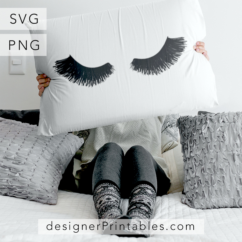 free svg cut file, free svg design, free lashes svg, free lashes printables, free lashes clipart, lashes printable, lashes svg