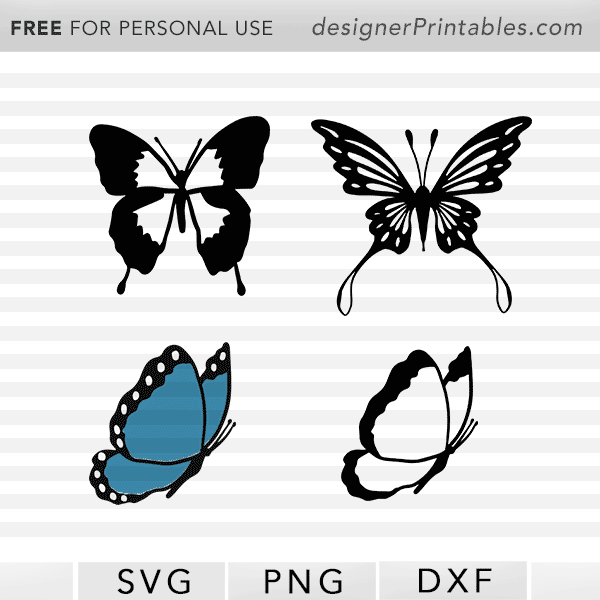 free svg cut file, free butterfly clipart, butterfly, butterflies, popular spring svg cut file,/