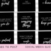 Rodan and fields consultant, mlm networking, social media quotes for instagram, social media quote pack, motivational quotes for social media, hand lettered social media quotes, online quote pack, printable quotes