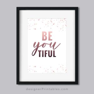 free printable motivational quote wall decor, free wall decor, free motivational quote printable