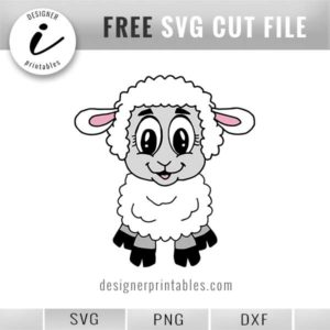 free svg sheep, free hand drawn sheep printable, sheep