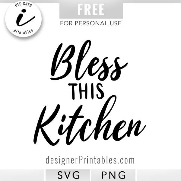 free svg cut file, free svg, live laugh love svg, live laugh love printable, popular svg cut file, cut file for cricut, bless this kitchen svg