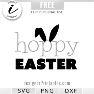 free hoppy easter svg, free easter cut file, free easter svg, free easter clipart, free hoppy easter svg, free cricut designs
